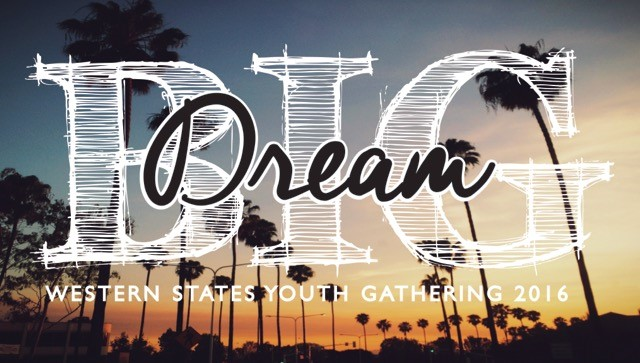 Dream big palm trees